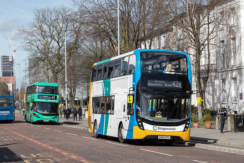 11259 SN69ZFU, Manchester 16/3/2020