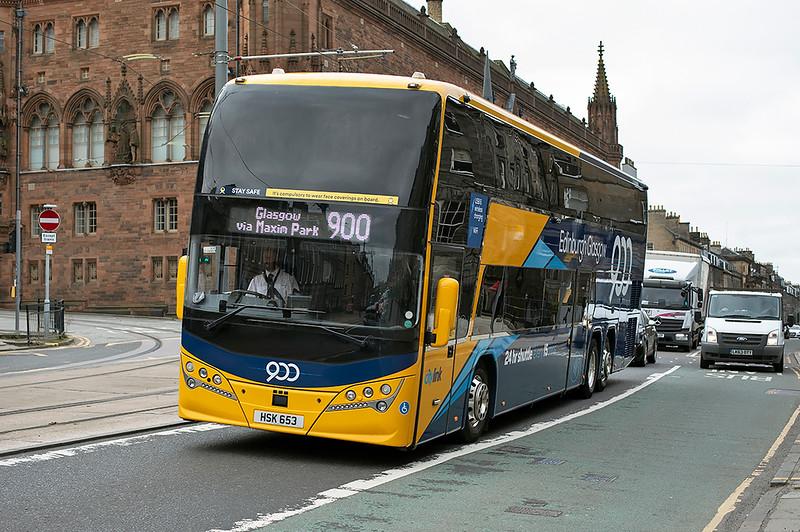 HSK653, Edinburgh 16/10/2020
