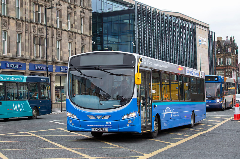 1499 NK12FLL, Newcastle 17/3/2020