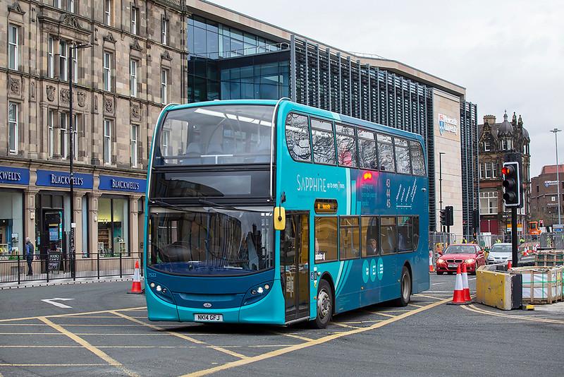 7522 NK14GFJ, Newcastle 17/3/2020