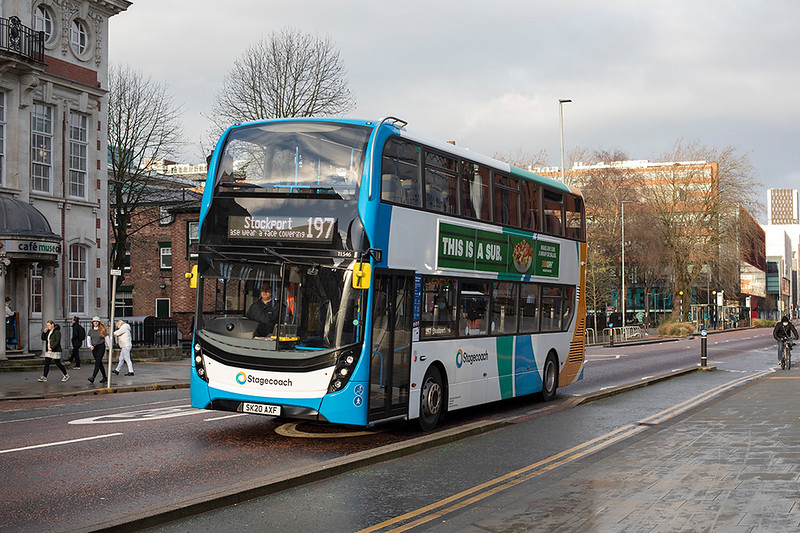 11546 SK20AXF, Manchester 17/12/2020