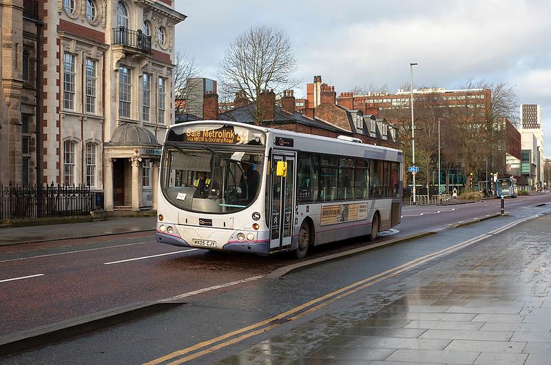 66868 MX05CJY, Manchester 17/12/2020