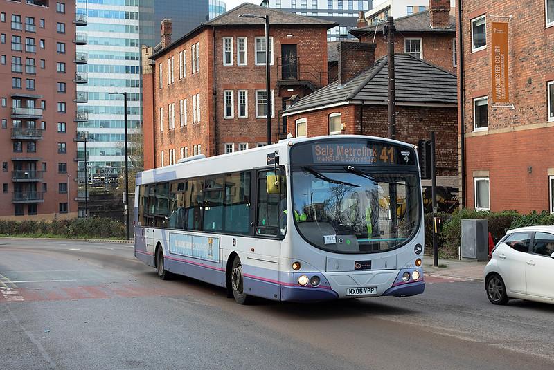 69176 MX06VPP, Manchester 17/12/2020