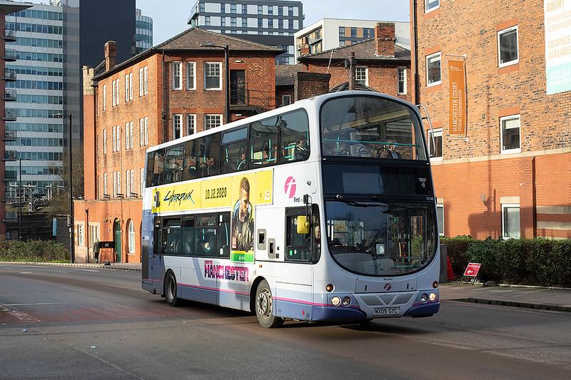 37548 MX09GYC, Manchester 17/12/2020