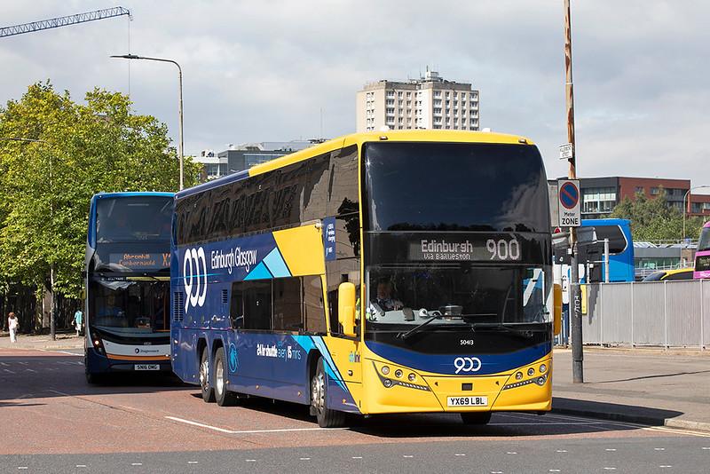 50413 YX69LBL, Glasgow 19/8/2020