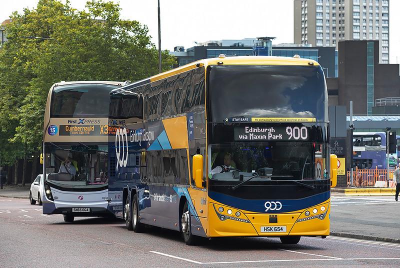 HSK654, Glasgow 19/8/2020