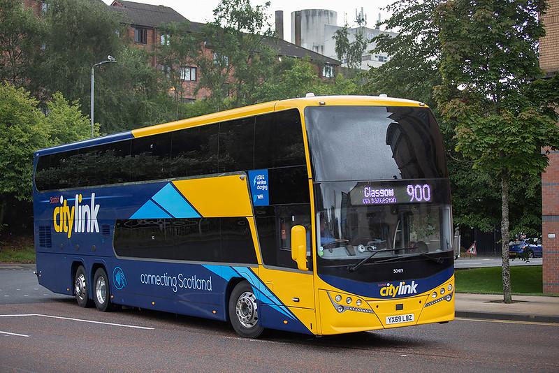 50419 YX69LBZ, Glasgow 19/8/2020