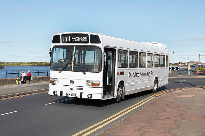 24 XCW955R, Southport 20/9/2020