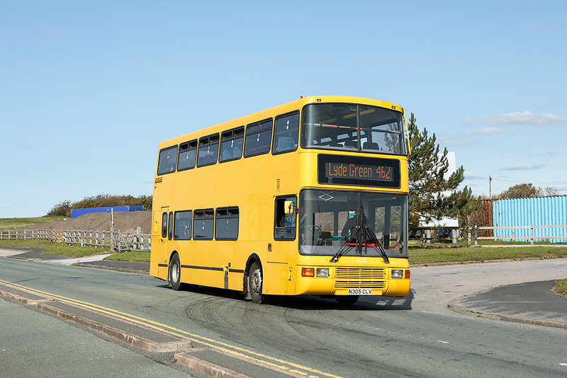 16255 N305CLV, Southport 20/9/2020