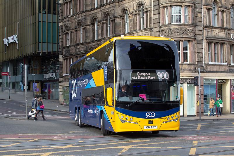 HSK657, Edinburgh 21/3/2020