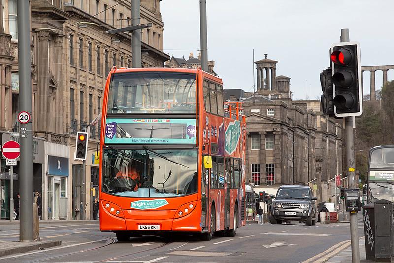 33500 LK55KKT, Edinburgh 21/3/2020
