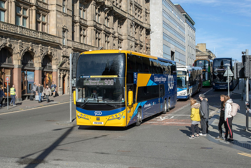 HSK656, Edinburgh 23/9/2020