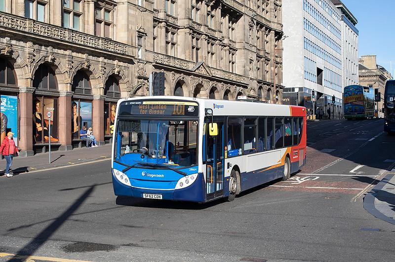 28664 SF62CDN, Edinburgh 23/9/2020