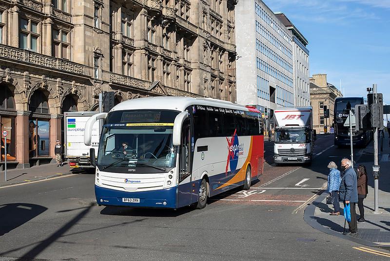 53731 BF63ZRN, Edinburgh 23/9/2020