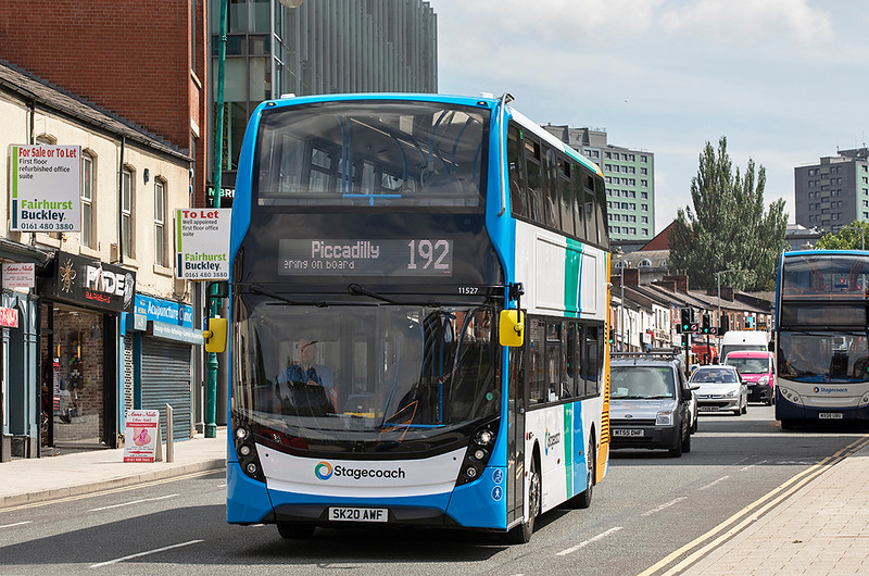 11527 SK20AWF, Stockport 24/7/2020