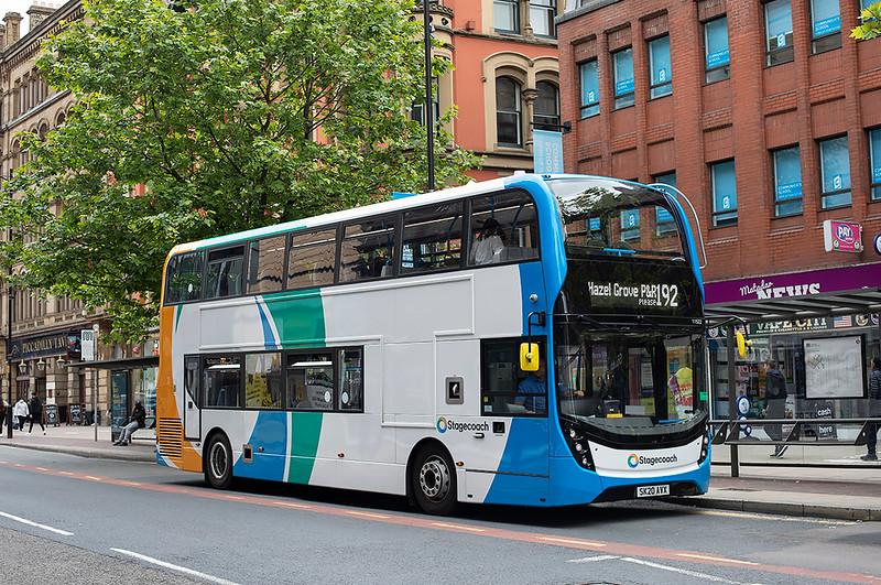 11522 SK20AVX, Manchester 24/7/2020