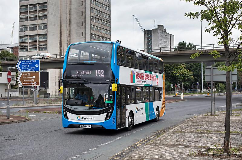 11517 SK20AVR, Manchester 24/7/2020