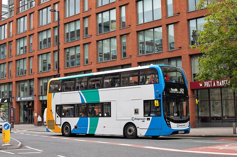 11515 SK20AVO, Manchester 24/7/2020