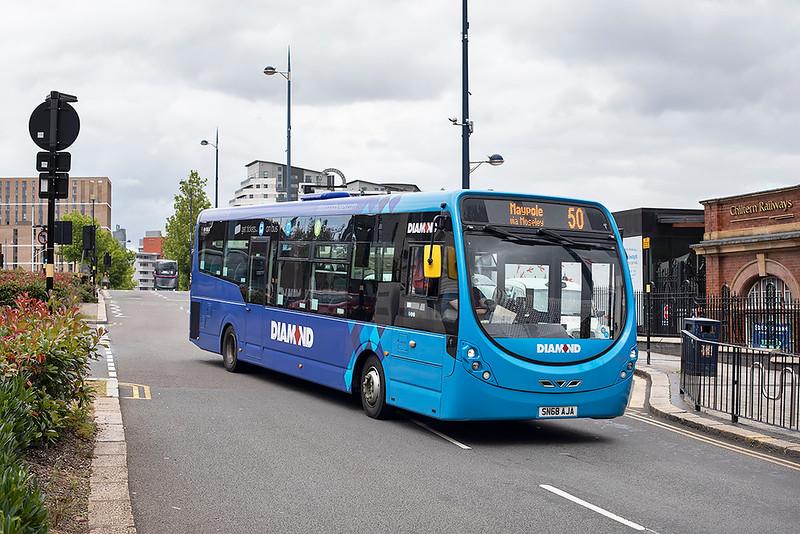 32229 SN68AJA, Birmingham 26/7/2020