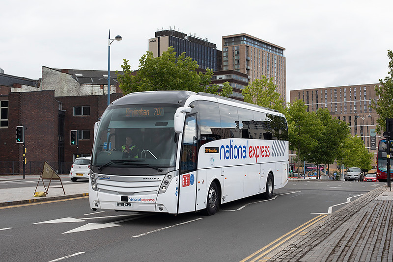 BV19XPW, Birmingham 26/7/2020