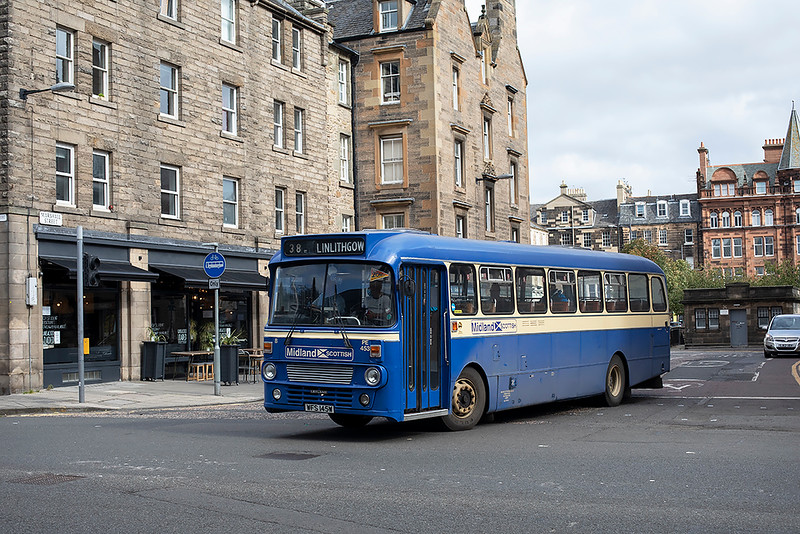453 WFS145W, Edinburgh 26/9/2020
