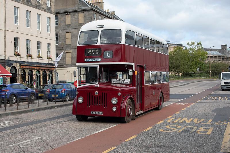 833 EWS833D, Edinburgh 26/9/2020