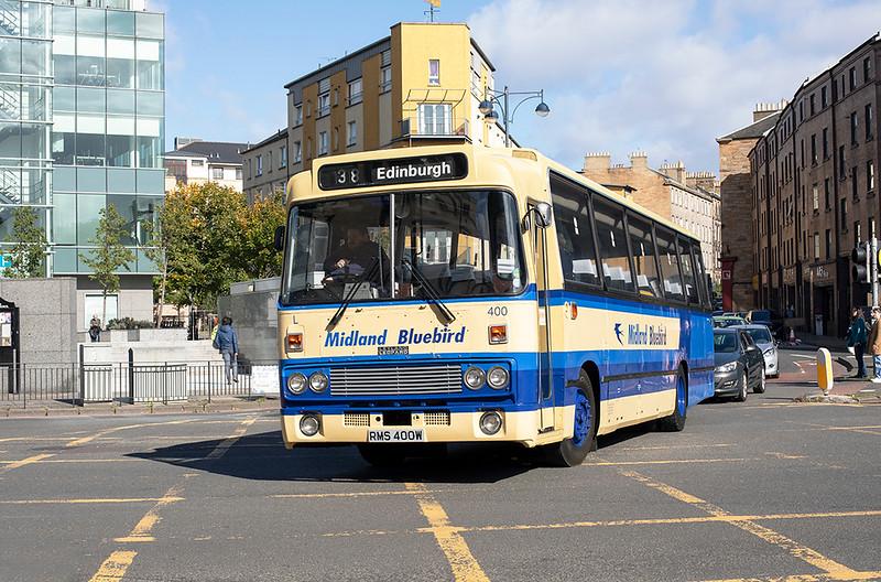 400 RMS400W, Edinburgh 26/9/2020