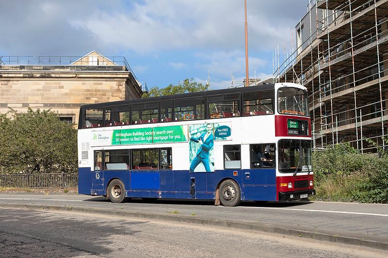 260 P260PSX, Edinburgh 26/9/2020