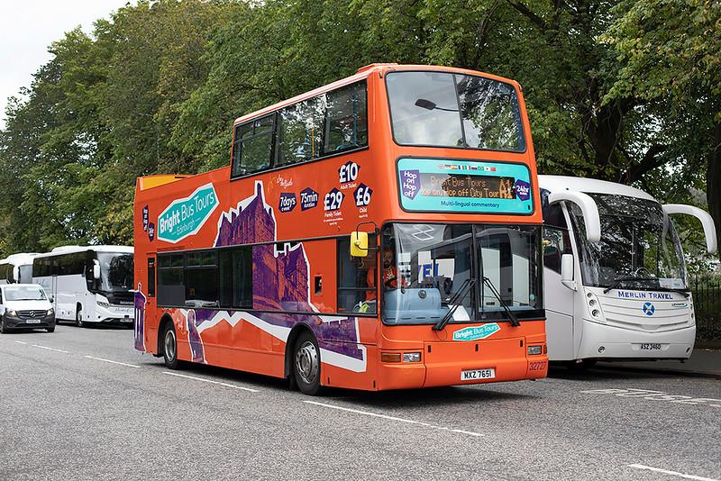 32727 MXZ7651, Edinburgh 26/9/2020