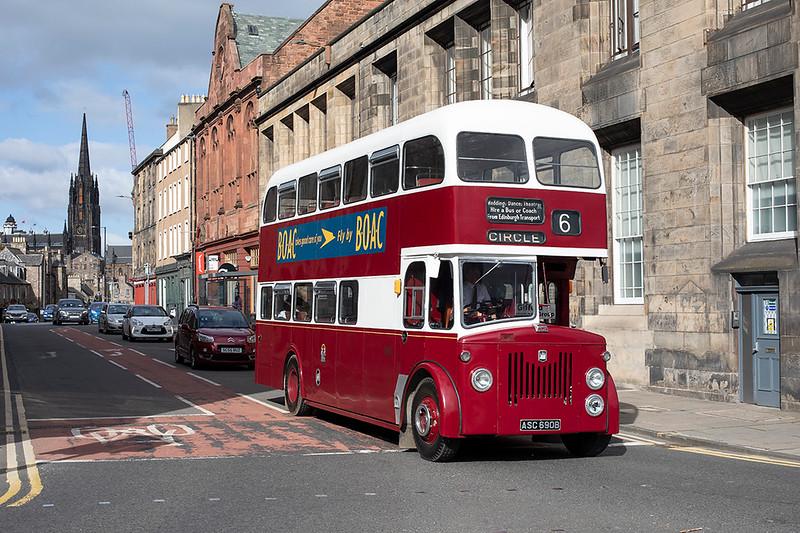 690 ASC690B, Edinburgh 26/9/2020