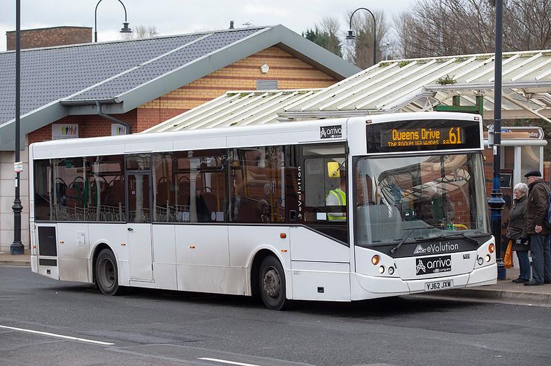 7931 YJ62JXW, Runcorn 27/1/2020