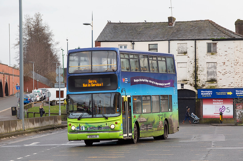153 V141LGC, Warrngton 27/1/2020