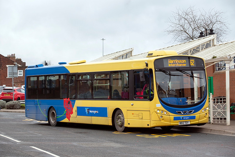 226 BD12TEV, Runcorn 27/1/2020