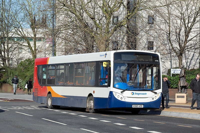 27686 KX60AZO, Leicester 27/2/2020