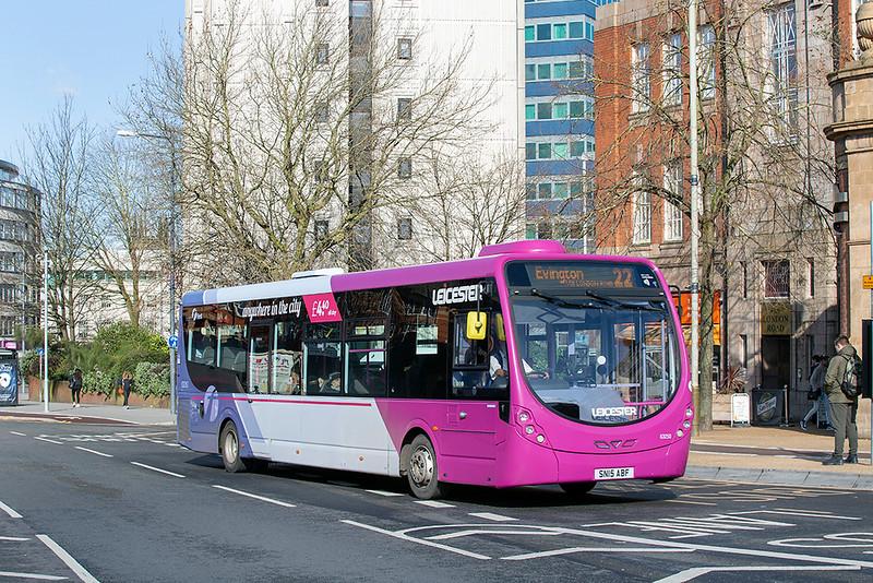 63250 SN15ABF, Leicester 27/2/2020