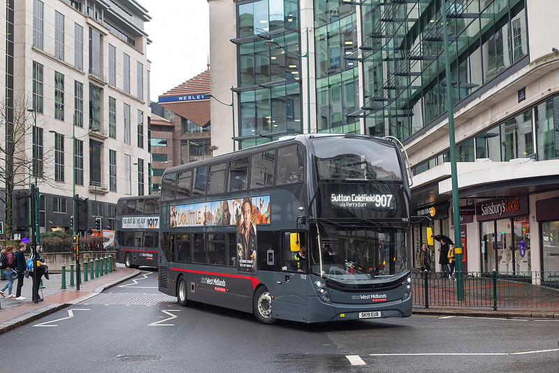 7512 SK19EUB, Birmingham 27/2/2020