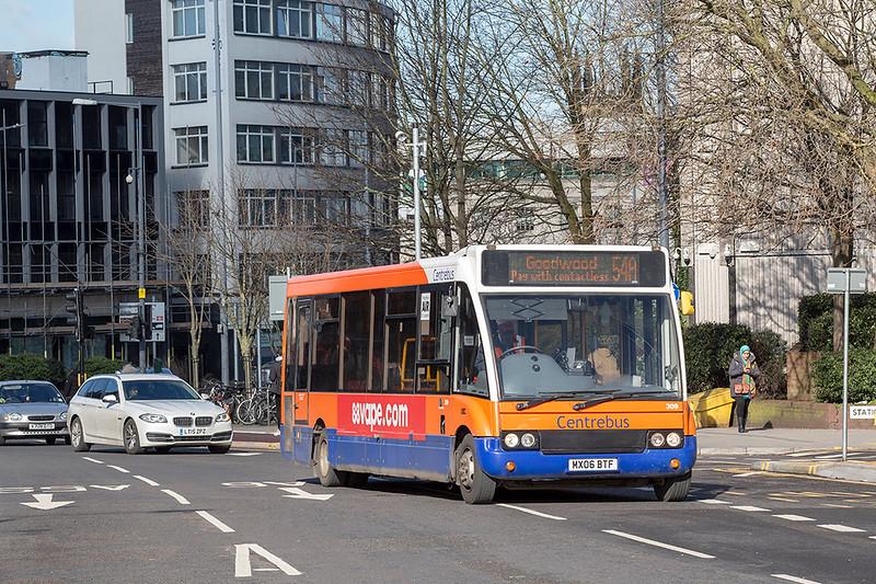309 MX06BTF, Leicester 27/2/2020