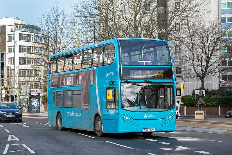 4425 YX64VPF, Leicester 27/2/2020