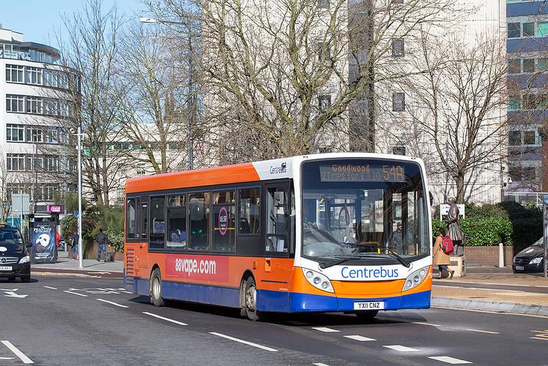580 YX11CNZ, Leicester 27/2/2020