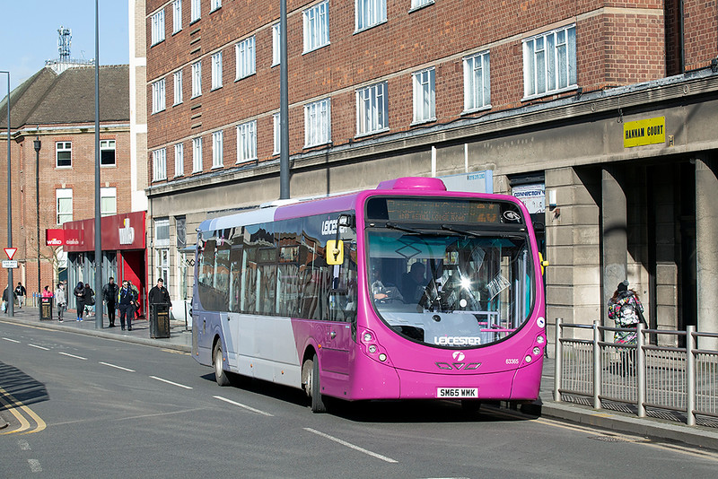 63365 SM65WMK, Leicester 27/2/2020