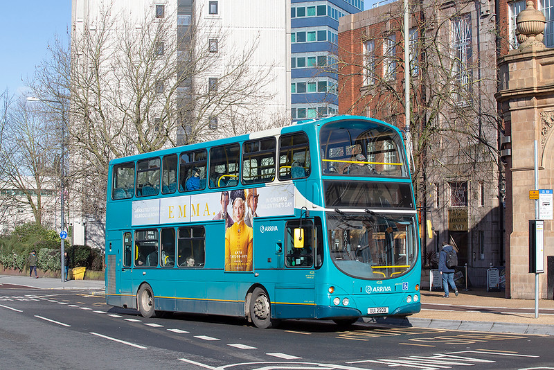 4028 UUI2909, Leicester 27/2/2020