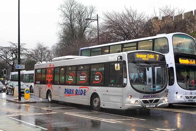 69367 YJ08XYF, York 28/2/2020