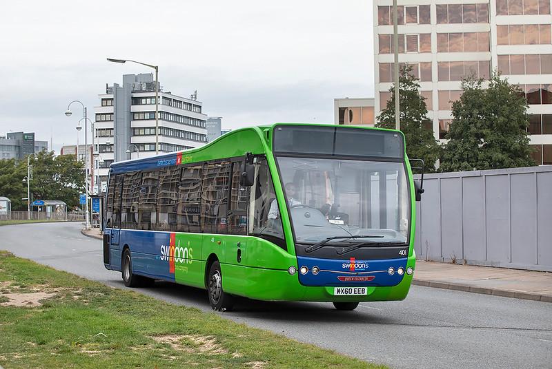 401 WX60EEB, Swindon 28/9/2020