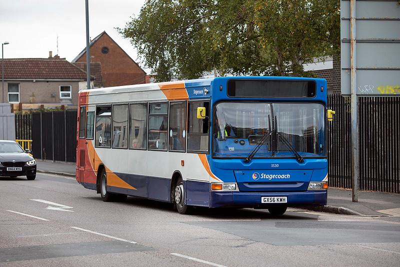 35210 GX56KWH, Swindon 28/9/2020
