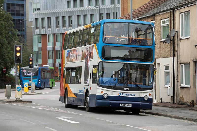 18501 VU06KFP, Swindon 28/9/2020