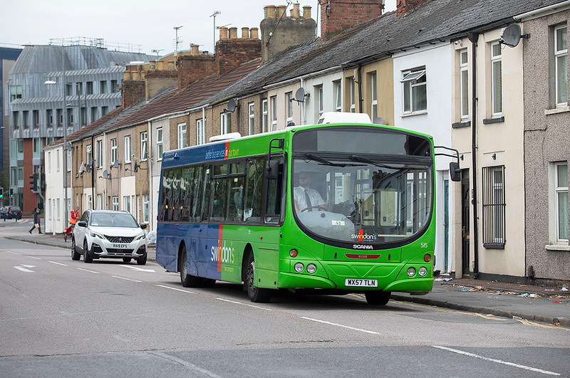 515 WX57TLN, Swindon 28/9/2020