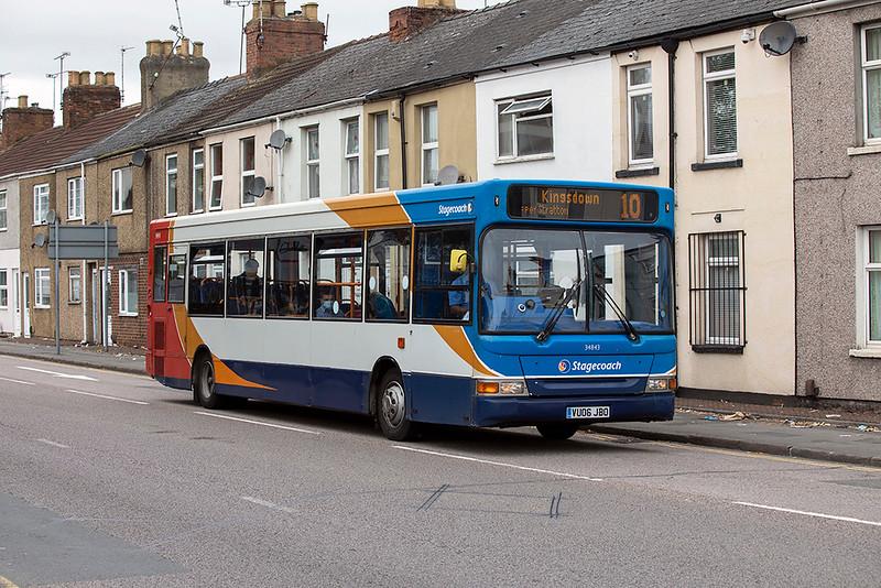 34843 VU06JBO, Swindon 28/9/2020
