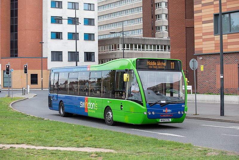 408 WX60EDL, Swindon 28/9/2020