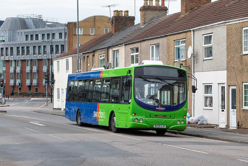 526 WX59GJK, Swindon 28/9/2020