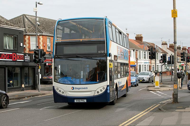 15737 VX61FKL, Swindon 28/9/2020